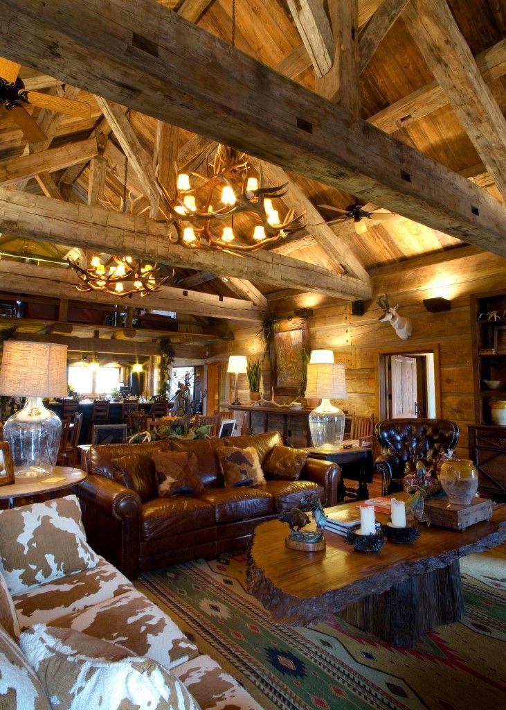 Best 25 Hunting lodge interiors ideas on Pinterest  Hunting lodge man cave ideas Cabin ideas