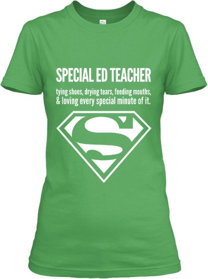 Special Education Teachers t-shirt