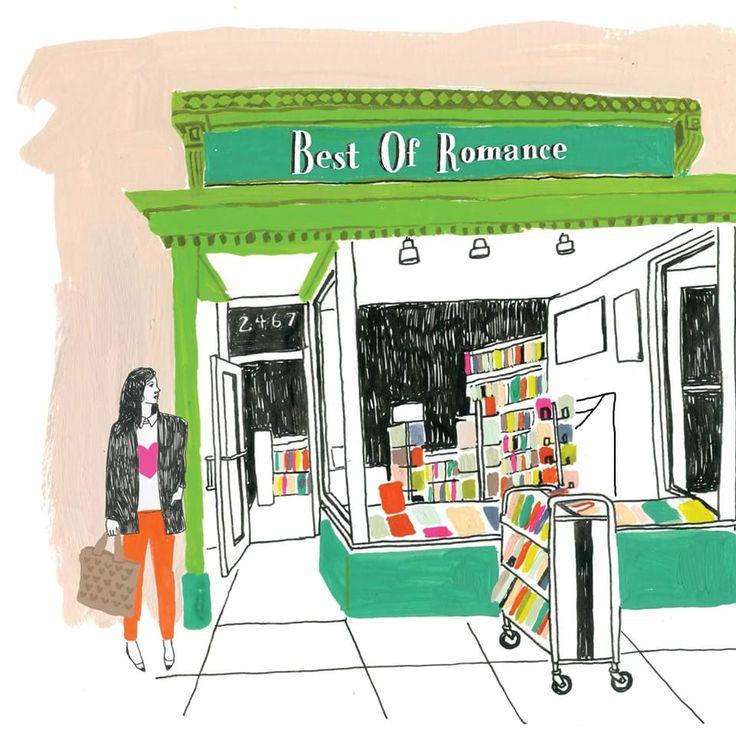 Best romance novels of 2015