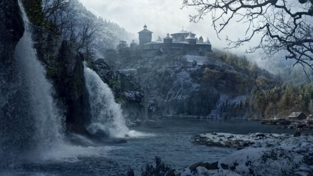 "House Mormont of Bear Island (6x7 ""The Broken Man"")"