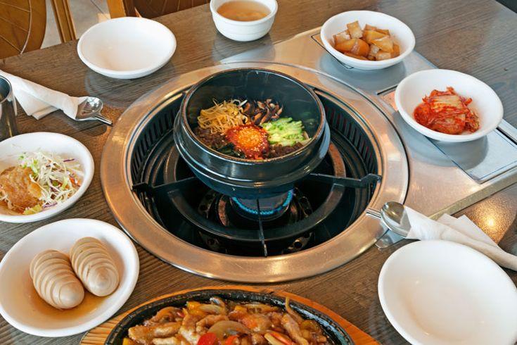 Korean dish at Bon Ga Ne restaurant | 430 Queen street (Korean BBQ)