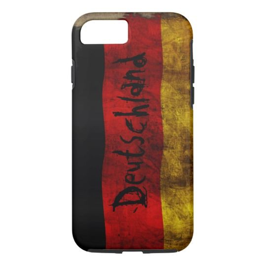 #Deutsche Flagge - #Vintag #iPhone 7 #Hülle   #Zazzle https://www.zazzle.de/deutsche_flagge_vintag_iphone_7_hulle-179354150711834755