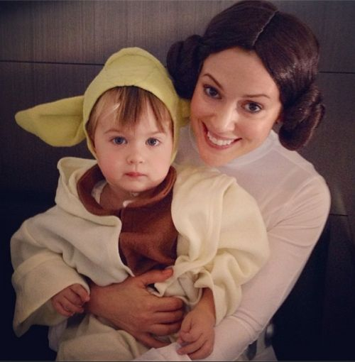 """Alyssa Milano & Milo: """"May The Force Be With You"""""""