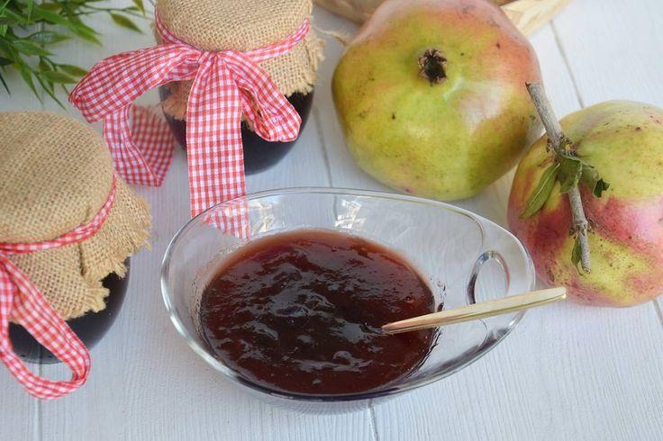 » Marmellata di melograno - Ricetta Marmellata di melograno di Misya