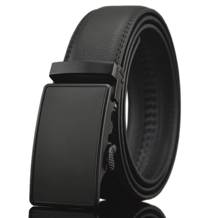 Buckle Business Luxury Genuine Leather Belt