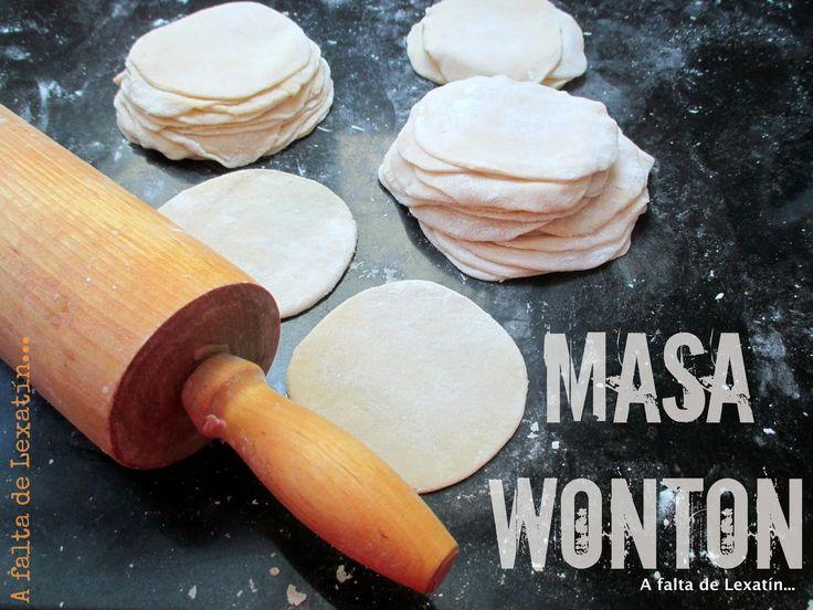 Masa Wonton