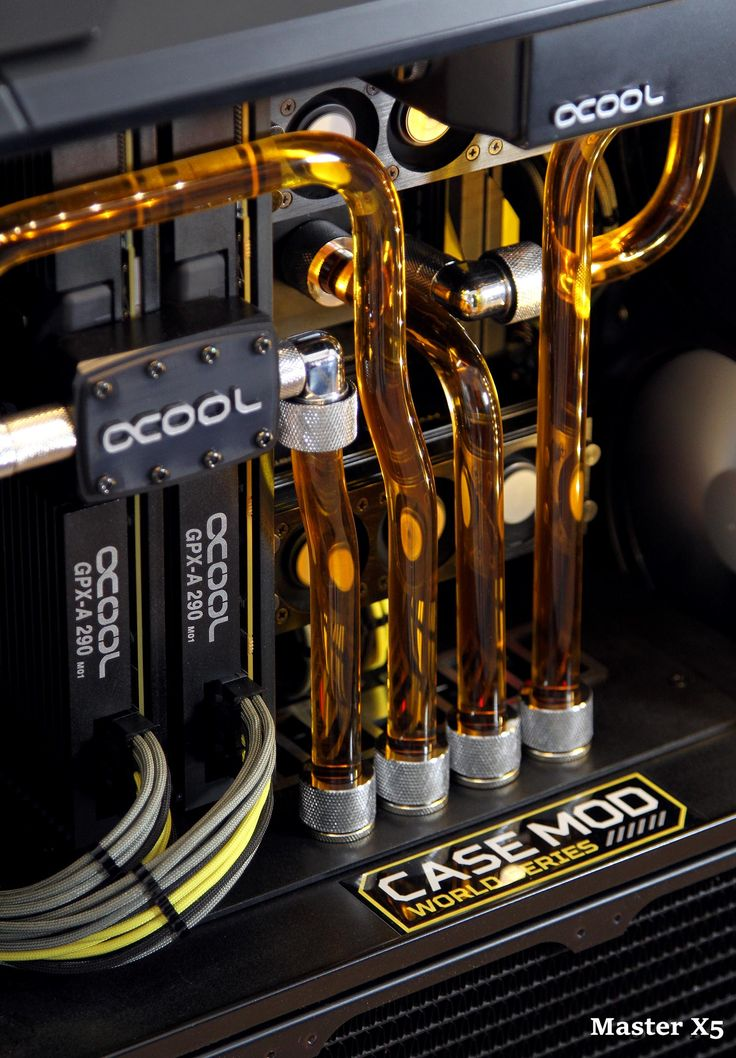 Case Mod Friday: Master X5 | Computer Hardware Reviews - ThinkComputers.org