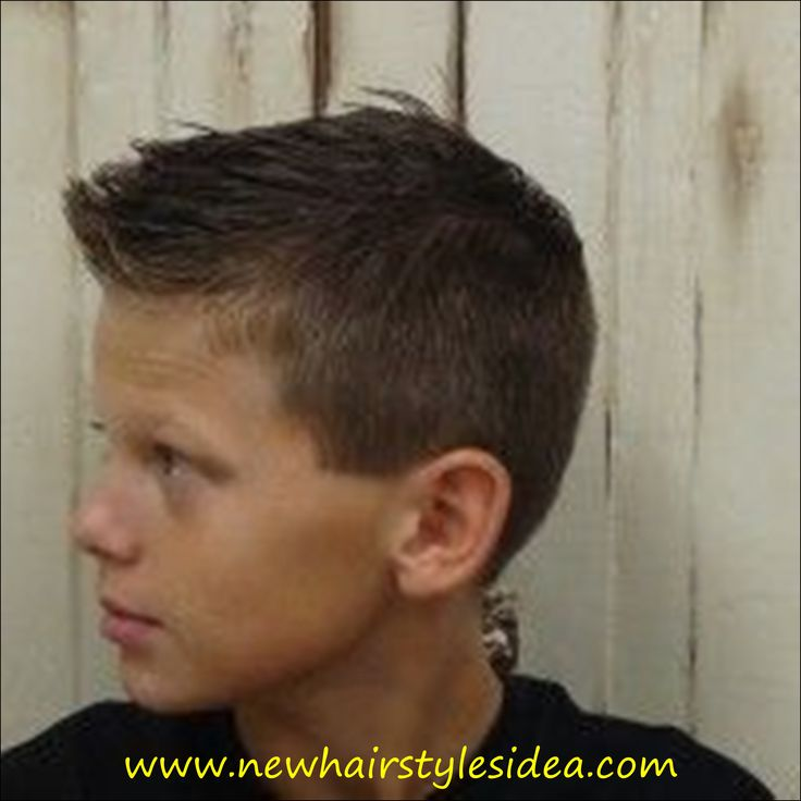 Cute little boy hair cut and pose for a picture - Joe wants his hair cut this way. Description from pinterest.com. I searched for this on bing.com/images