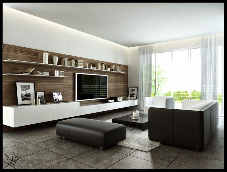 salones-de-estilo-minimalista-televisor-colgado-1024x774.jpg (Imagen JPEG, 1024 × 774 píxeles)