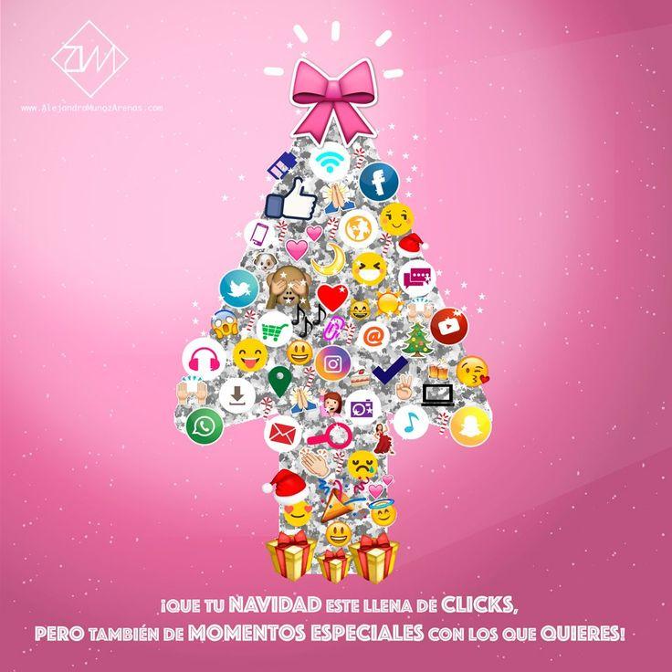 Deseos de Navidad Digital! www. AlejandraMunozArenas.com Facebook.com/AlejandraPublicista