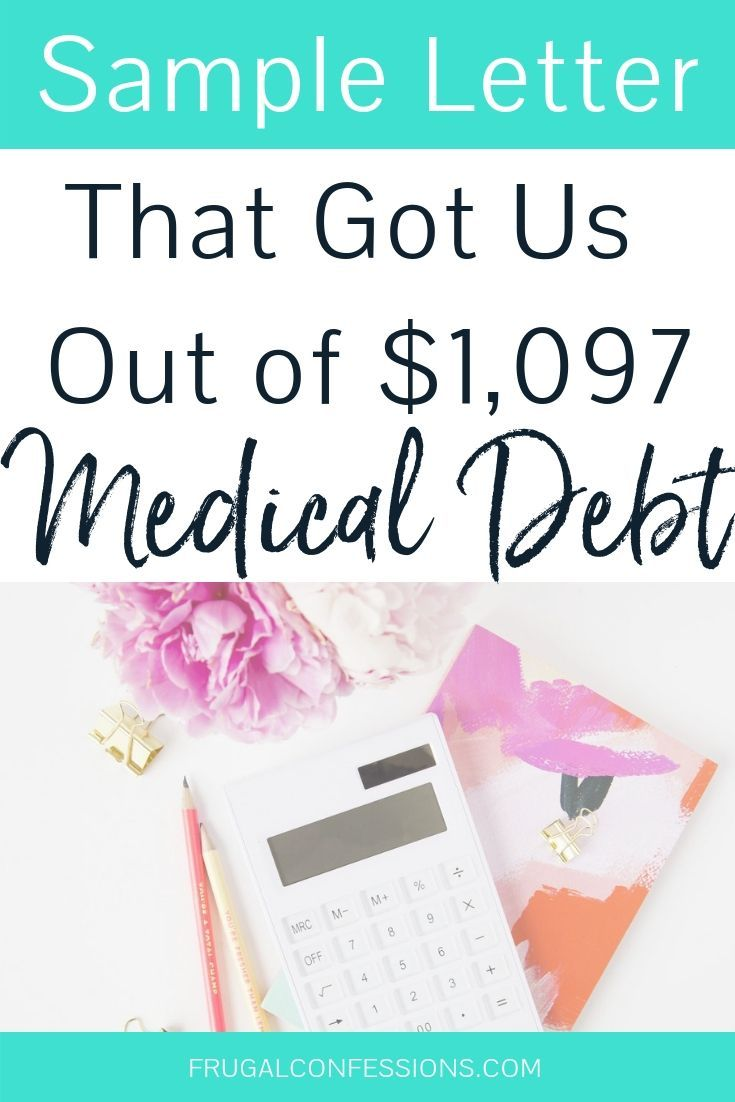 How to dispute a medical bill sample letter got us out of $1,097