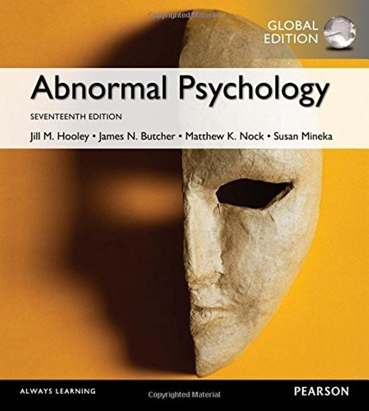 The 268 best abnormal psychology images on pinterest medical abnormal psychology 17th edition global edition isbn 10 1292157763isbn 13 978 1292157764it is a pdf ebook only digital book only fandeluxe Choice Image