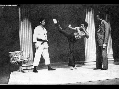 If you've seen Bruce Lee's one-inch punch and side kick in action, you probably can't believe how such a small man like him could generate so much power from...