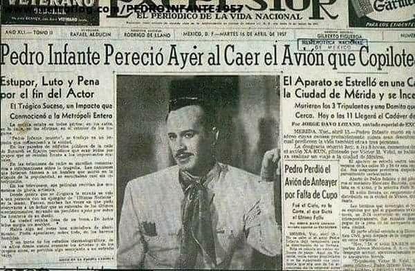 Pin De Daily Fashion En Cine Clasico Pedro Infante Pedro Infante Cruz Infante