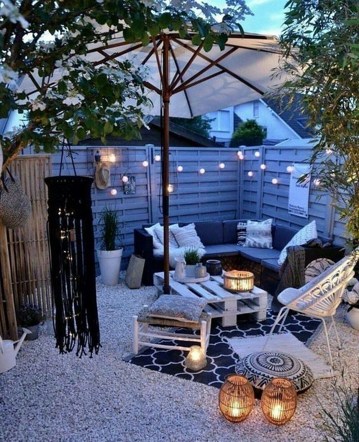 78 Beauty Small Patio Ideas On A Budget 71 Backyard