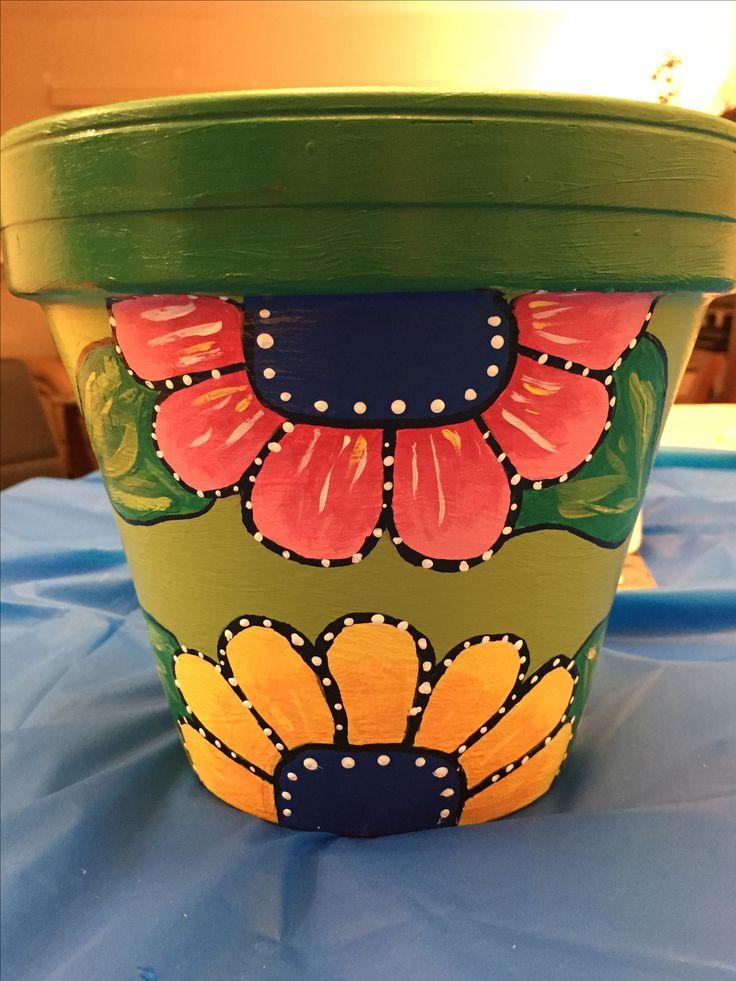 Patio Plants Pots Ideas