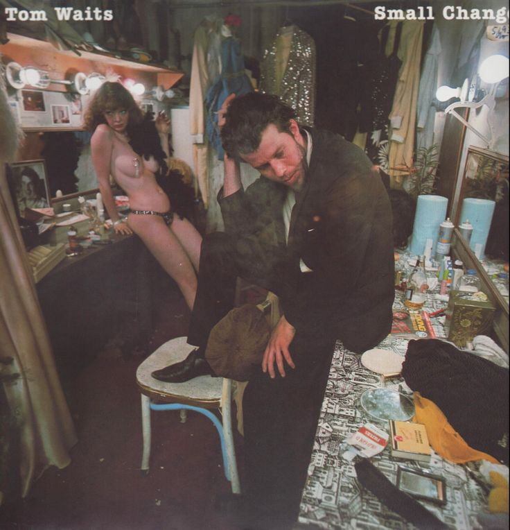 Tom Waits Small Change 1976 Crown Ideas In 2019
