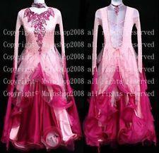 U0033 Grand Women Ballroom Tango waltz foxstep swing dance dress Custom made