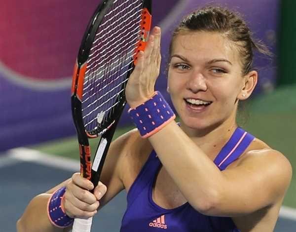 Simona Halep, locul 2 WTA, a invins-o, marti, cu scorul de 6-4, 2-6, 6-1, pe sportiva franceza Caroline Garcia, locul 34 WTA, din turul al doilea al turneului de la Sydney