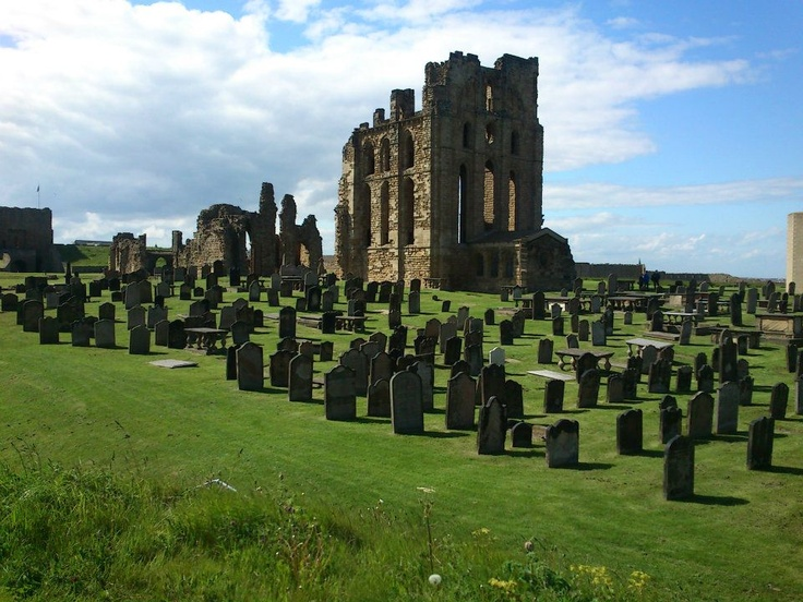 Tynemouth Priory, Newcastle upon Tyne