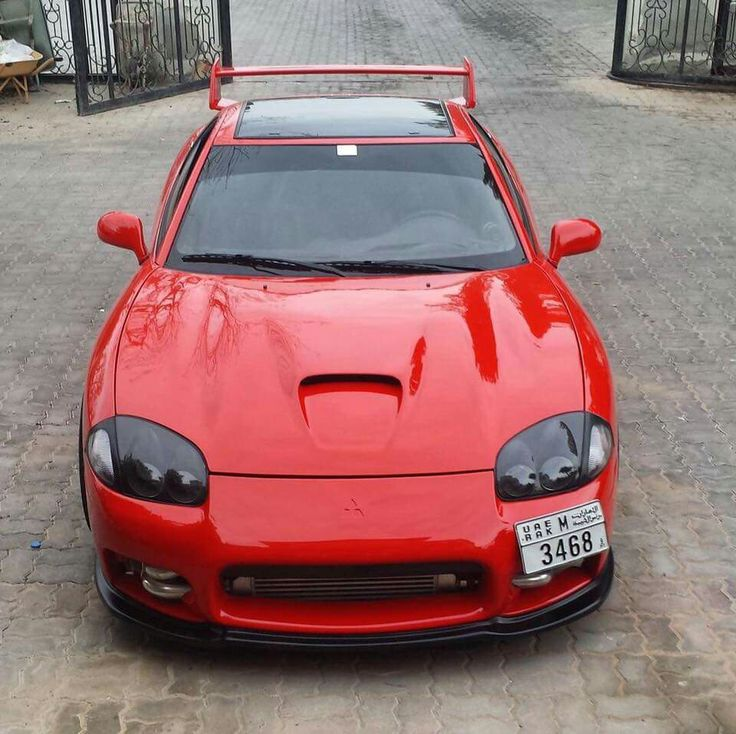 17 Best Mitsubishi 3000gt Vr4 Images On Pinterest Garages