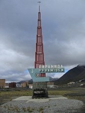 Photos of Pyramiden, Svalbard: Jan Mayen