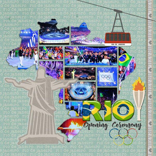 Rio Opening Ceremony