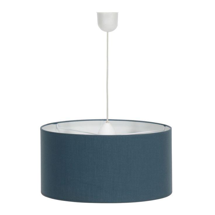 Suspension non électrifiée D40cm BLEU/GRIS Bleu/Gris - Brume - Les suspensions et lustres - Luminaires - Salon et salle à manger - Décoration d'intérieur - Alinéa