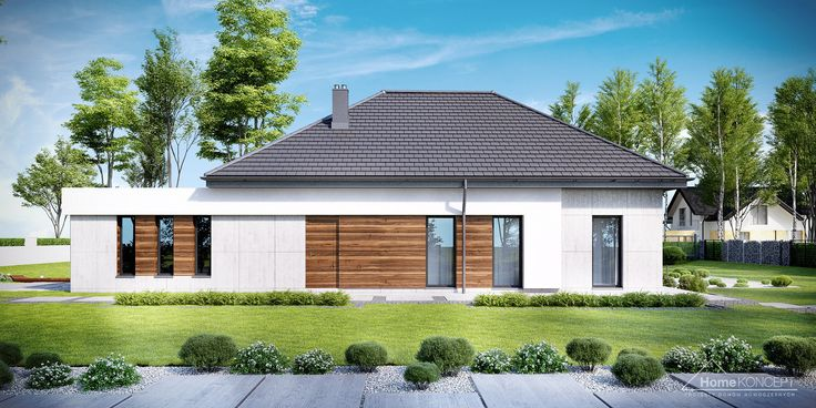 Projekt domu HomeKONCEPT 33 www.homekoncept.pl #projektdomu