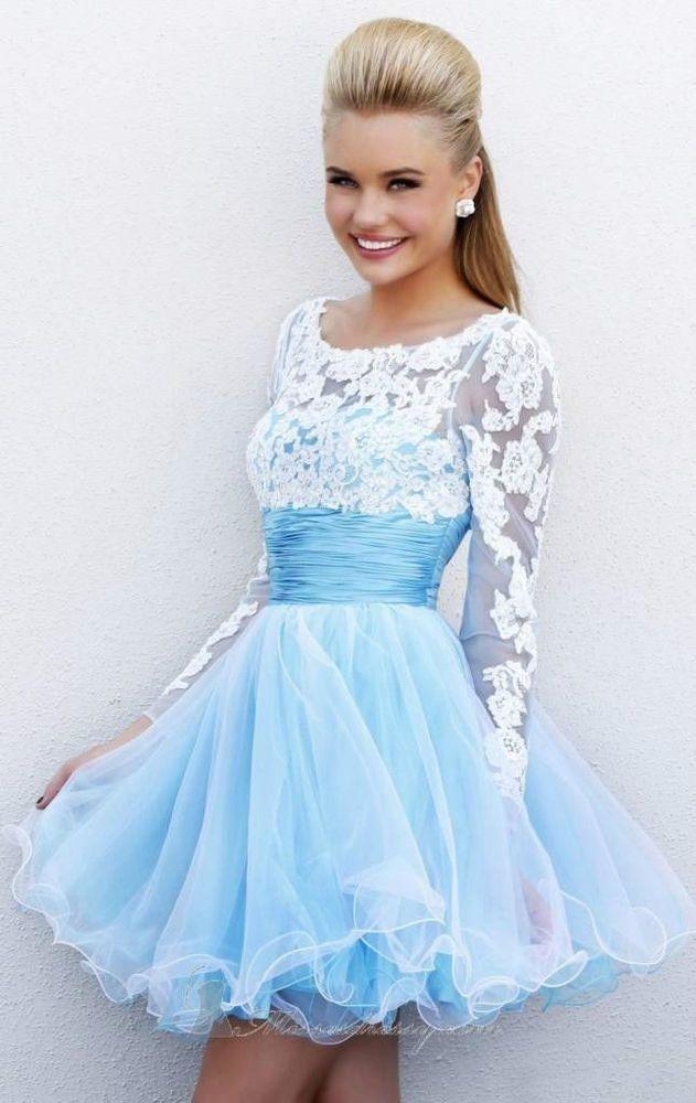 White cocktail dress size 6