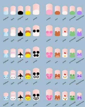 10 Nail Designs That You Will Love!!!