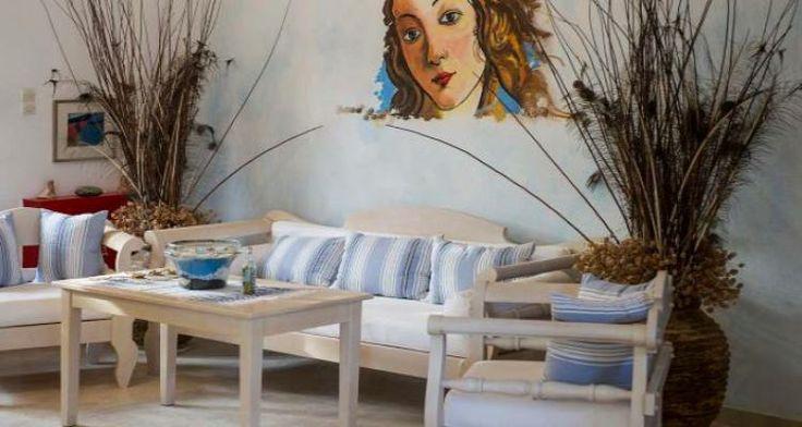 Afrodite Boutique Hotel, Paros island Greece