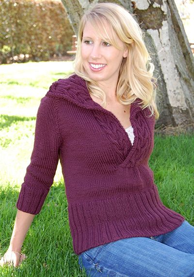 Work Sock Sweater Knitting Pattern : Best images about stricken on pinterest cable sweater