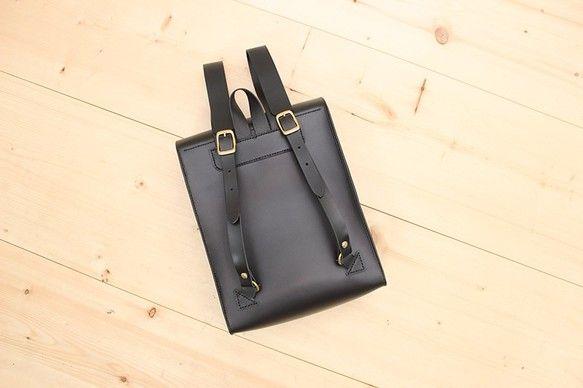 日本製 名入れ可能・本革手つくり手縫い リュックサック 通学通勤 リュック・バックパック LANSUI DESIGN ハンドメイド通販・販売のCreema