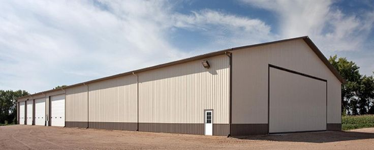 Farm Building Profile Use Cold Storage Machine Shed For