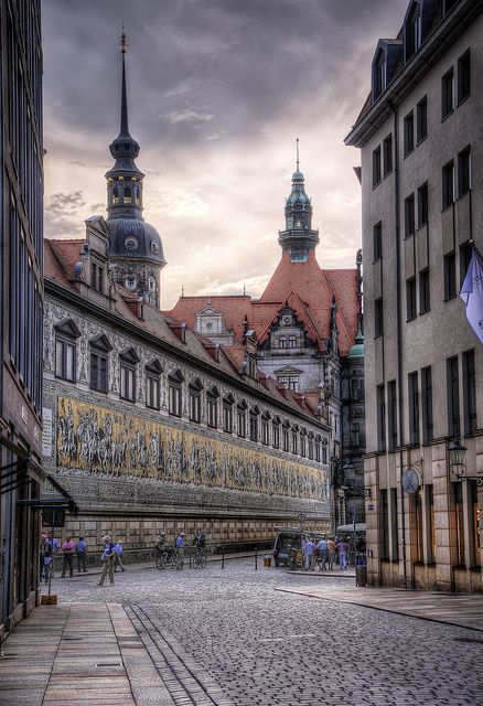 Dresden, Sachsen, Germany. Beautiful City!