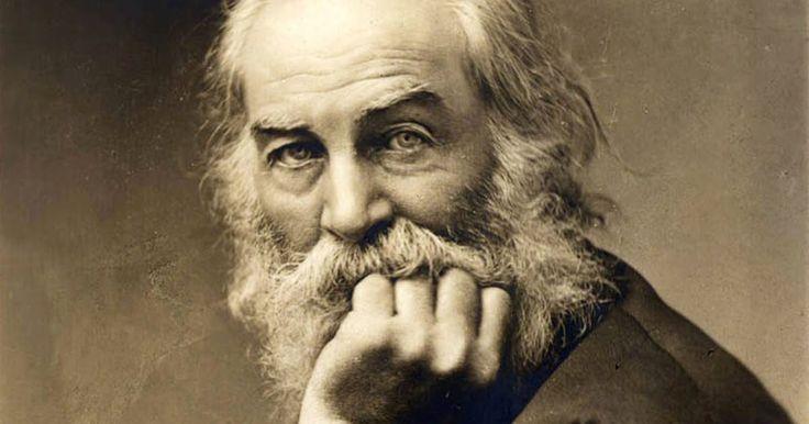 Walt Whitman fue un maestro de la lítica de verso libre y marcó con su estilo innumerables poetas de las generaciones que vinieron despu...