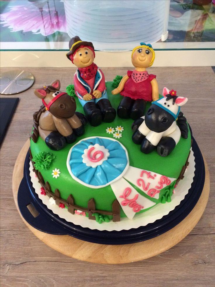 Bibi und Tina Cake