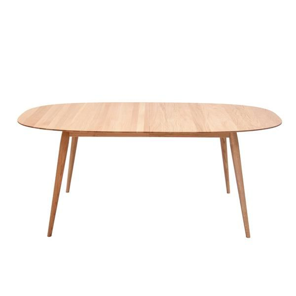 PLAYdinner Lamé Extension Table with Leaf Storage
