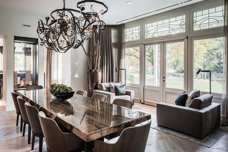 The Netherlands / Bathmen / Private Residence / Dining Room / Eric Kuster / Metropolitan Luxury