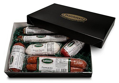 Battistoni, an artisan producer of the best tasting premium dry-cured specialty meats, is offering this taste tour of Old World Italy right in your own home. The specially selected
