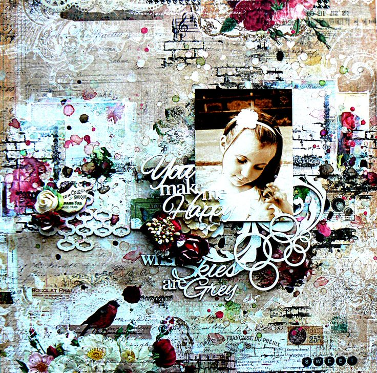 april 2015 _ made with 2  Crafty  Chipboards _ Stéphanie Papin http://partiesdescrap.blogspot.com