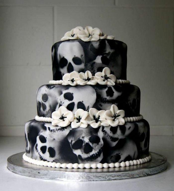 Gâteau halloween le meilleur gateau Halloween