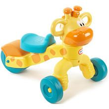 """Little Tikes Go & Grow Lil' Rollin' Giraffe Ride-On - Little Tikes - Toys """"R"""" Us  (FREE Little Tikes toy priced 24.99 or less with purchase of one Little Tikes toy priced $29.99 or more!)"""