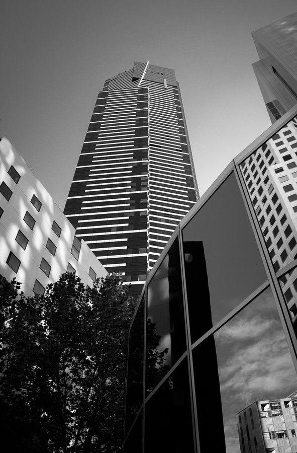 Eureka Tower, Melbourne by  koldunova on 500px