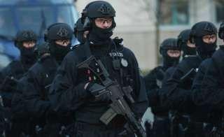 German police arrest five in raid on 'IS network'