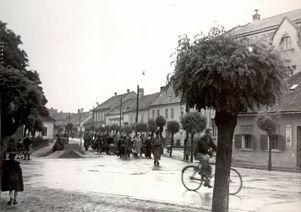 Deportation of the Kőszeg Jews