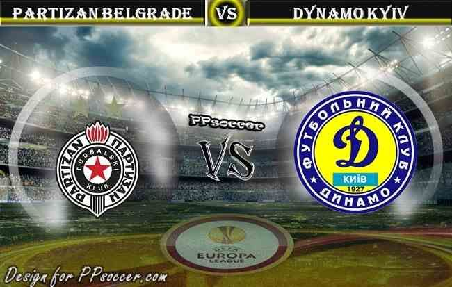 Partizan Belgrade vs Dynamo Kyiv Predictions 28.09.2017