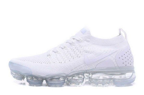 5b2eeb12fb0a8 Unisex Nike Air Vapormax 2 Triple Bianca For A Summer 942842-100 ...