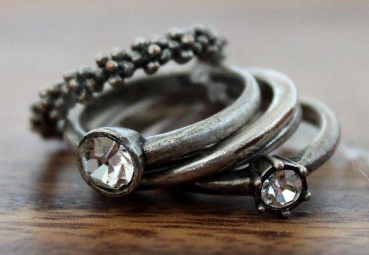 Ringar Pilgrim på Tradera. Pilgrim | Designersmycken | Gratulera din mamma på Mors dag med smycken från Pilgrim!